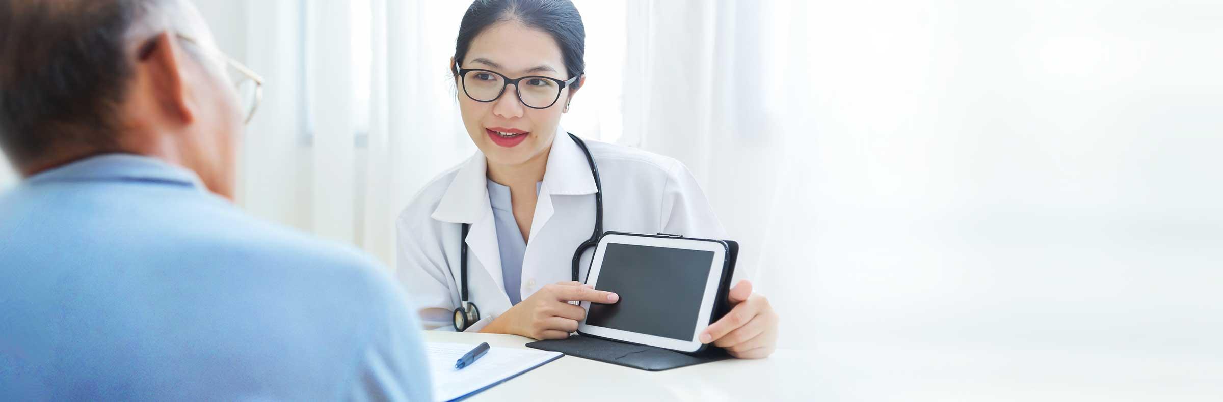 AF Specialist Nurse – Shared Decision Making